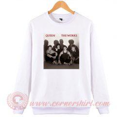 Queen The Works Sweatshirt