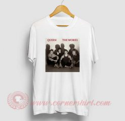 Queen The Works T Shirt