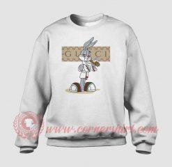 Rabbit Bugs Custom Design Sweatshirt