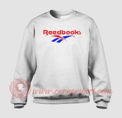 Reedbooks Reebok Parody Custom Sweatshirt