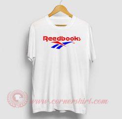 Reedbooks Reebok Parody Custom T Shirt