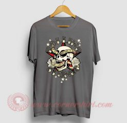 Rolling Stones Tattoos Dan Shearn T Shirt