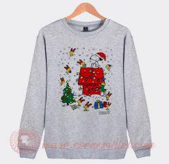 Snoopy Christmas Custom Design Sweatshirt