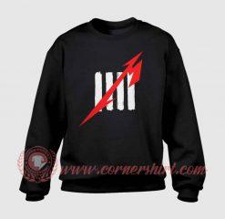 Metallica Fifth Member Custom Design Sweatshirt