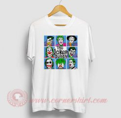 Custom The Joker Bunch T Shirt