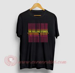 The Rolling Stones Emotional Rescue T Shirt
