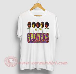 The Rolling Stones Flowers T Shirt