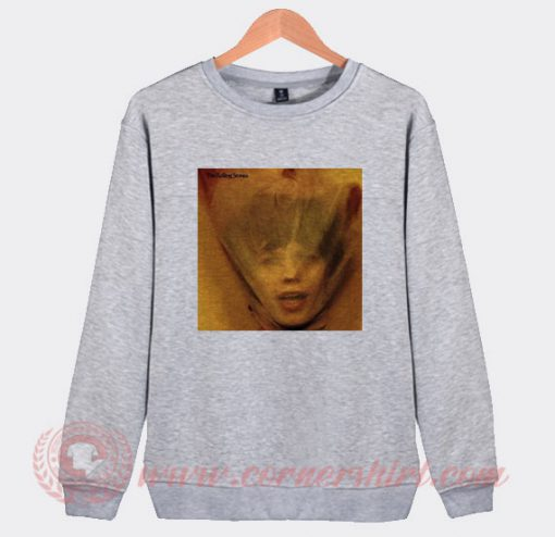 The Rolling Stones Goats Head Soup Sweatshirt