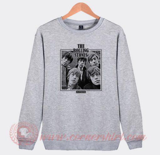 The Rolling Stones In Mono Sweatshirt