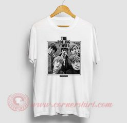 The Rolling Stones In Mono T Shirt