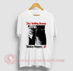 The Rolling Stones Sticky Fingers T Shirt