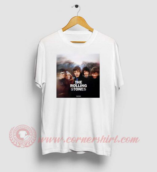 The Rolling Stones Tashen T Shirt