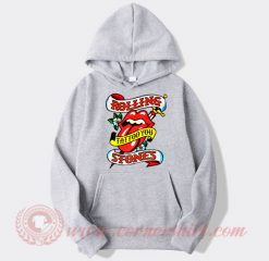 The Rolling Stones Tattoo You Hoodie