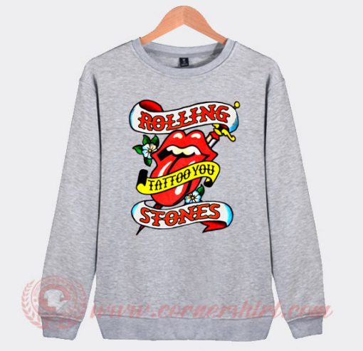 The Rolling Stones Tattoo You Sweatshirt