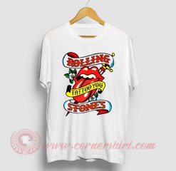 The Rolling Stones Tattoo You T Shirt