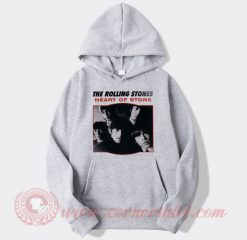 The Rolling Stones Heart Of Stone Hoodie