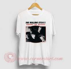 The Rolling Stones Heart Of Stone T Shirt