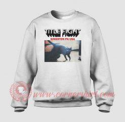 Title Flight Kingston PA USA Custom Sweatshirt