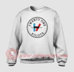 Twenty One Pilots Stay Alive Custom Sweatshirt