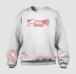 Twin Pwaks Bang Bang Custom Sweatshirt