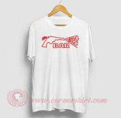 Twin Pwaks Bang Bang Custom T Shirt