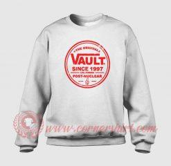 Vault The Original Custom Design Sweatshirt