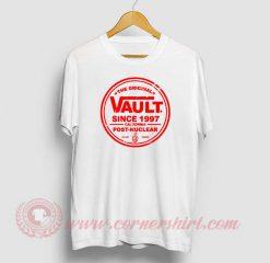 Vault The Original Custom Design T Shirt