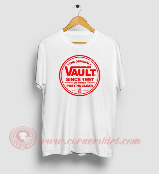 Vault The Original Custom Design T Shirt