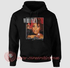 Whitney Houston Wanna Dance Custom Hoodie
