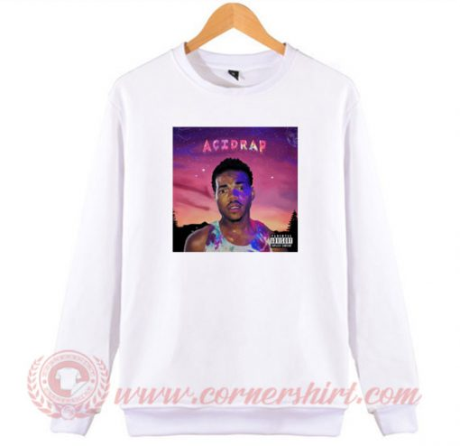 Chance The Rapper Acidrap Album Sweatshirt