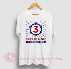 Chance The Rapper Be Encouraged Tour T Shirt