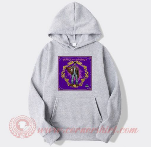 Chance The Rapper Chance The Dropout Hoodie