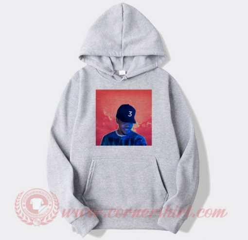 Chance The Rapper Coloring Book Hoodie