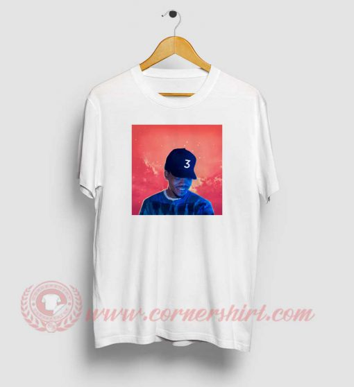 Chance The Rapper Coloring Book T Shirt