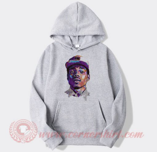 Chance The Rapper Face Hoodie