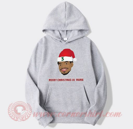 Chance The Rapper Marry Christmas Lil Mama Hoodie