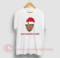Chance The Rapper Marry Christmas Lil Mama T Shirt