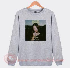 Lana Del Rey Summer Bummer Sweatshirt