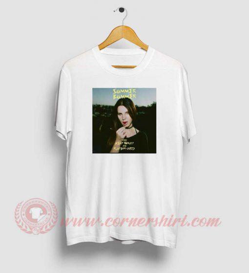 Lana Del Rey Summer Bummer T Shirt