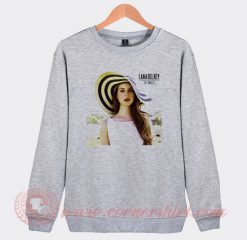 Lana Del Rey The Singles Sweatshirt