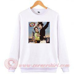 Lana Del Rey Norman Fucking Rockwell Sweatshirt