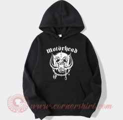 Motorhead Snaggletooth Custom Design Hoodie