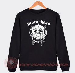 Motorhead Snaggletooth Custom Design Sweatshirt