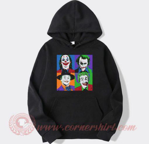 Custom Design Pop Joker Hoodie