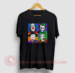 Custom Design Pop Joker T Shirt