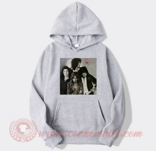 Queen At The Beeb Hoodie