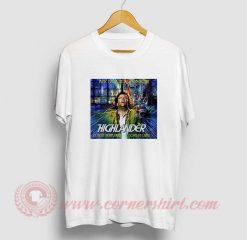 Queen Highlander Album T Shirt