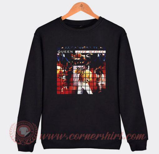 Queen Live Magic Album Sweatshirt