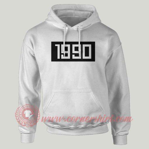 1990 Custom Design Hoodie