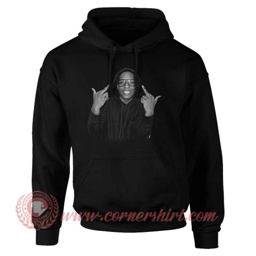 ASAP Black Custom Design Hoodie